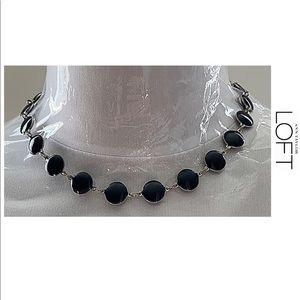 NWOT Ann Taylor Loft Choker Necklace